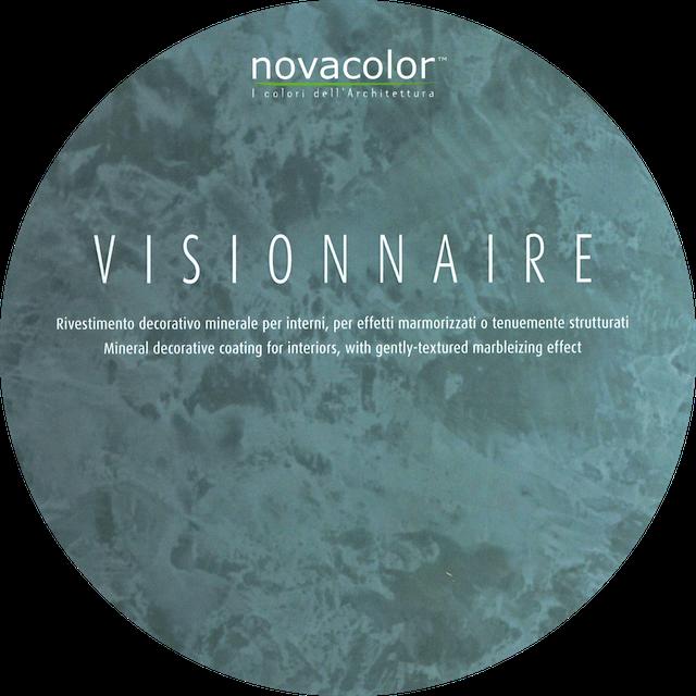 Color Card VISIONNAIRE