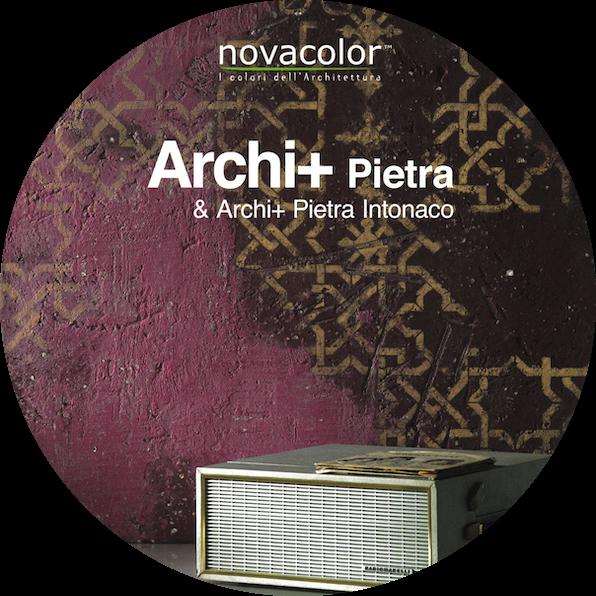 COLOR CARD ARCHI+ PIETRA
